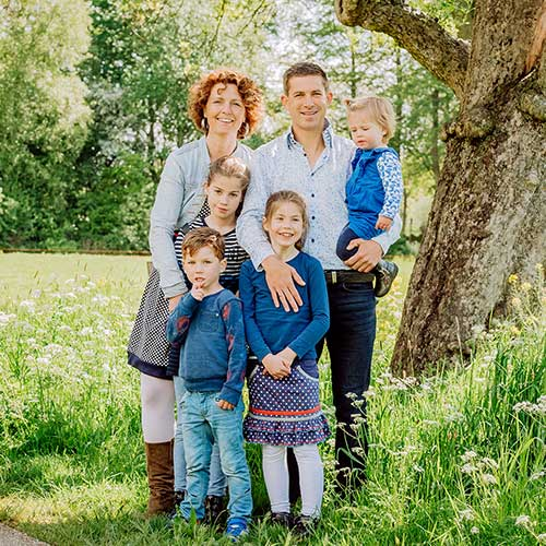 Portret Familiefotografie Utrecht